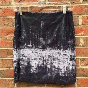 Joe Fresh sequined skirt size 2
